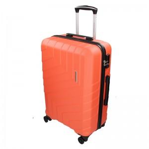 Cestovný kufor Marina Galanti Reno L - lososová