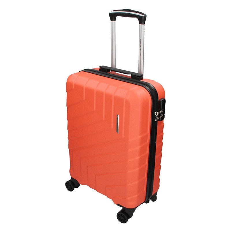 Cestovný kufor Marina Galant Reno S - lososová