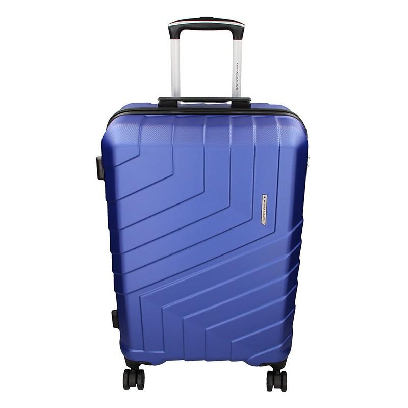 Cestovný kufor Marina Galant Reno M - modrá 70l