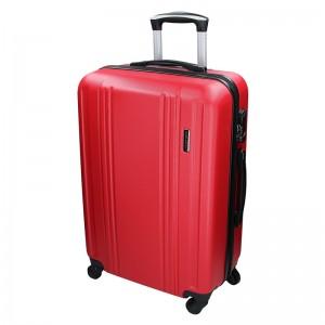 Cestovný kufor Madisson Reina L - červená