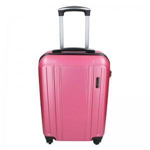Cestovný kufor Madisson Reina S - ružová