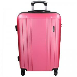 Cestovný kufor Madisson Reina L - ružová