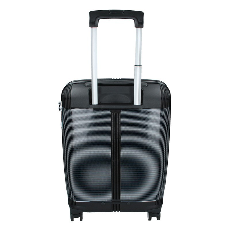 Cestovný kufor Snowball Endrs - čierna