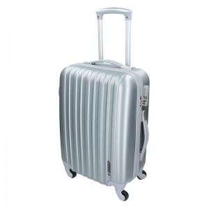 Palubný cestovný kufor Madisson Bilbao - svetlo šedá