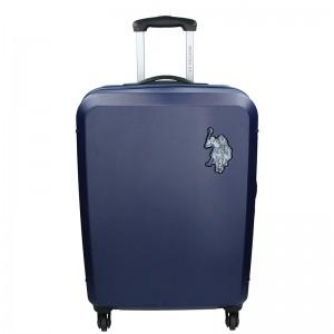 Cestovný kufor U.S. POLO ASSN PALMS L - modrá