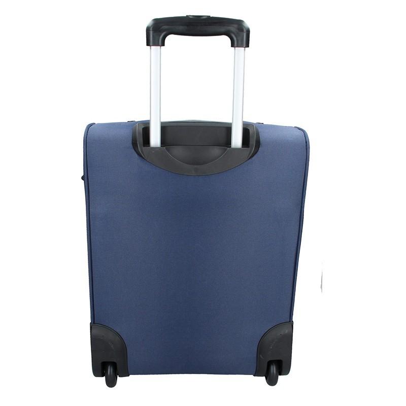 Kabínový cestovný kufor U.S. POLO ASSN. Mauris S - modrá