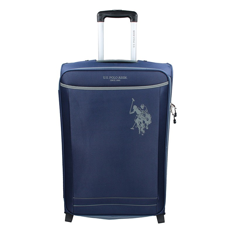 Kabínový cestovný kufor U.S. POLO ASSN. Mauris M - modrá 58l