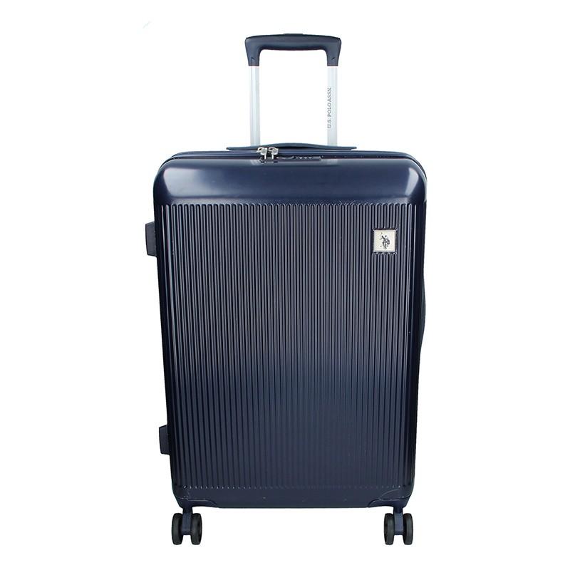 Cestovný kufor U.S. POLO ASSN Marvel M - modrá 63l