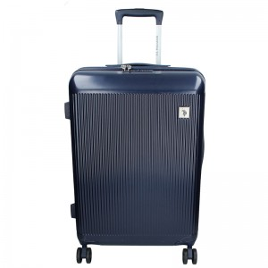 Cestovný kufor U.S. POLO ASSN Marvel L - modrá