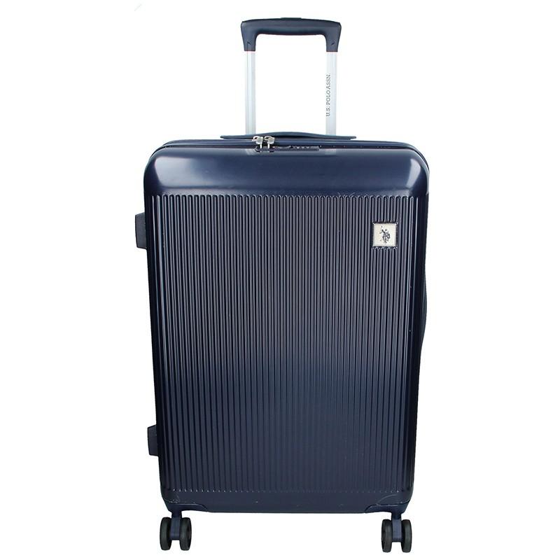 Cestovný kufor U.S. POLO ASSN Marvel L - modrá 102l