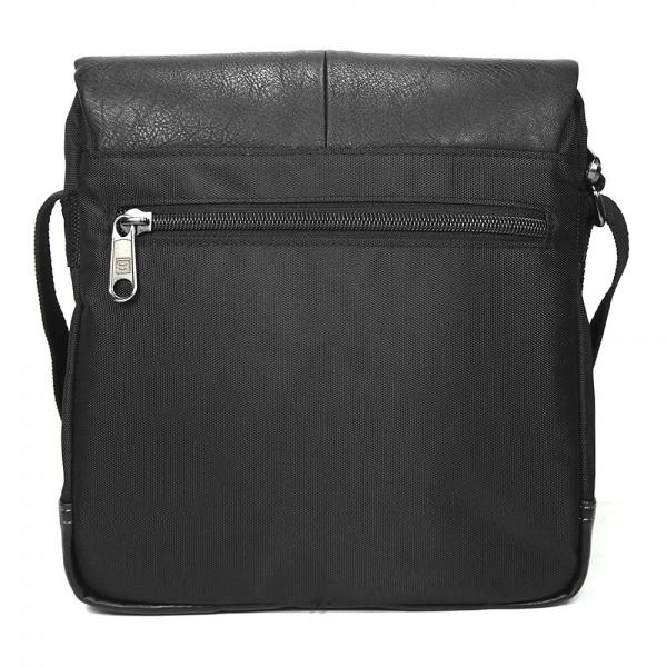 Pánska taška cez rameno Enrico Benetti Francis - čierna