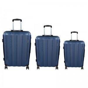 Sada 3 cestovných kufrov Madisson Rollma S, M, L
