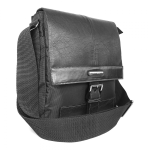 Pánská taška přes rameno Enrico Benetti Carter - černá