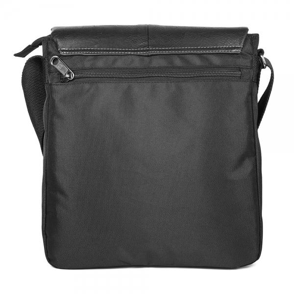 Pánska taška cez rameno Enrico Benetti Carter - čierna