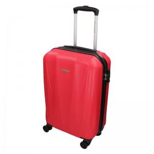 Cestovný kufor Marina Galanti Fuerta S - červená