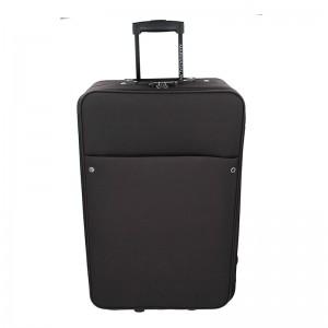 Cestovný kufor Marina Galant Koss S - čierna
