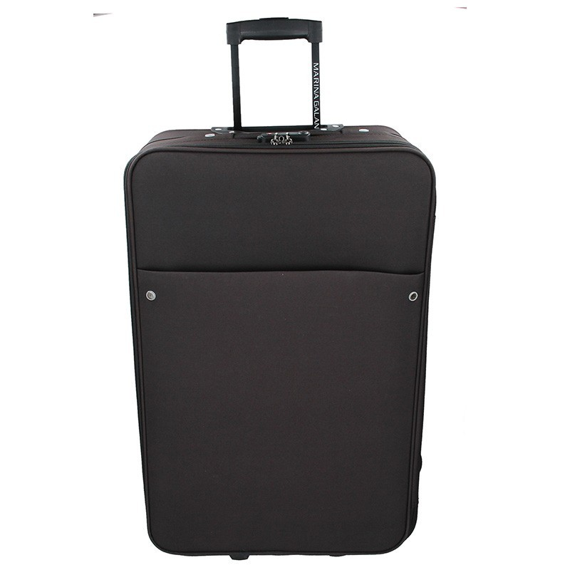 Cestovný kufor Marina Galant Koss M - čierna