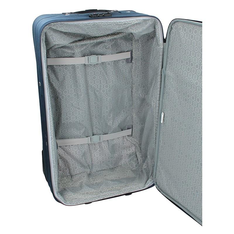 Cestovný kufor Marina Galant Koss M - modrá