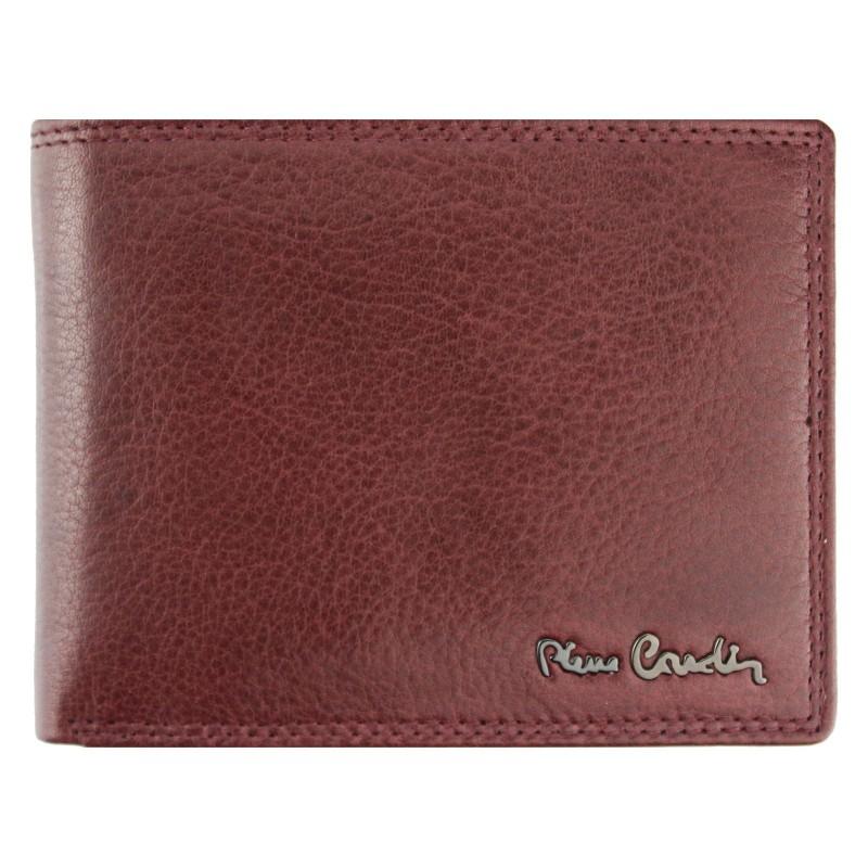 0c7f48ebf6 Pánska kožená peňaženka Pierre Cardin Nicolas - bordó