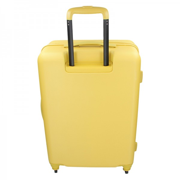 Kabínový cestovný kufor United Colors of Benetton Aura S - červená
