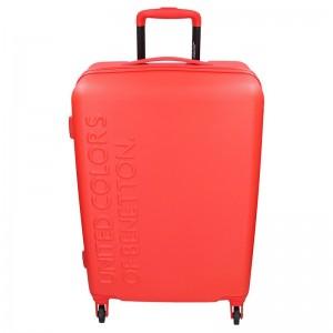 Sada 3 cestovných kufrov Snowball Lada S, M, L - žltá