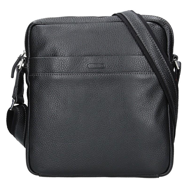Pánska taška na doklady Katana Felix - čierna