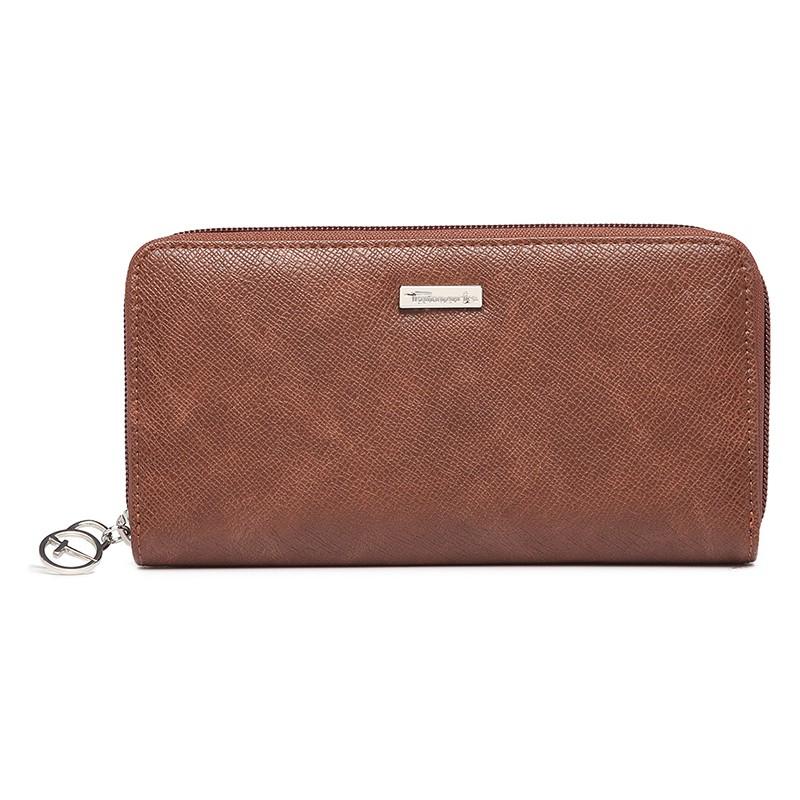 Dámska peňaženka Tamaris Mabou - hnedá