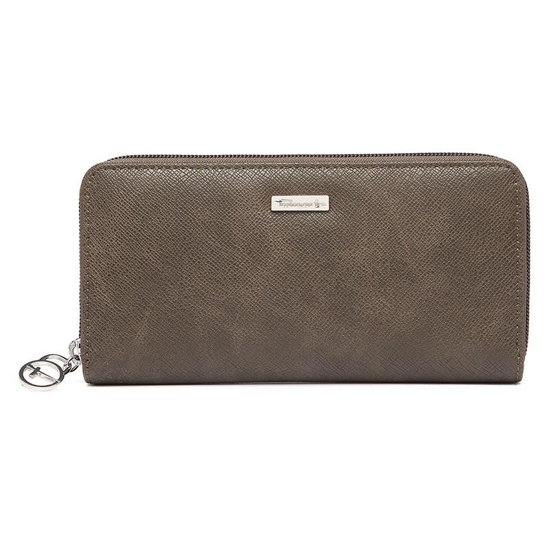 Dámska peňaženka Tamaris Mabou - tmavo zelená