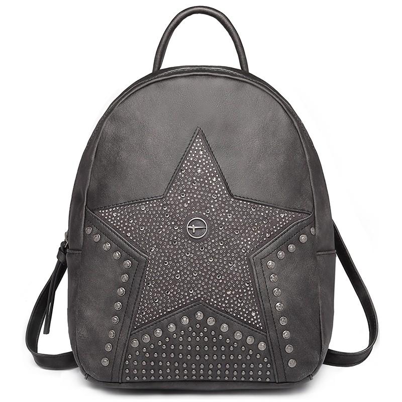 Dámsky batoh Tamaris Star - čierna