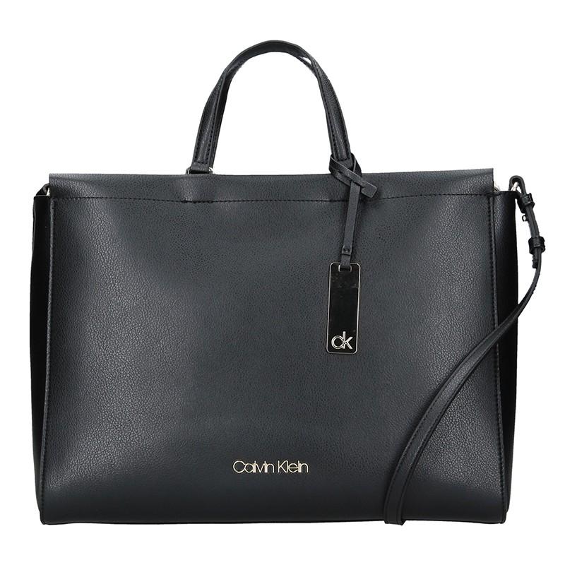 Dámska kabelka Calvin Klein Ritta - čierna