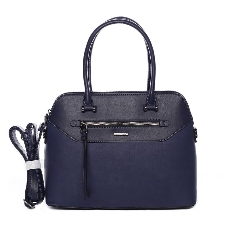Dámska kabelka David Jones Paulette - modrá