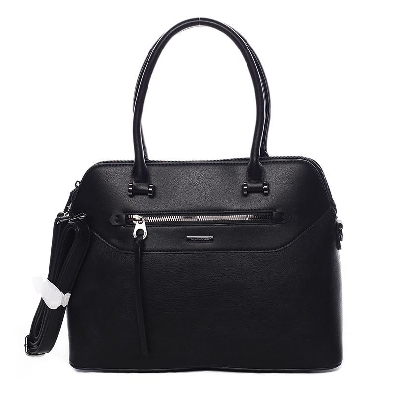 Dámska kabelka David Jones Paulette - čierna