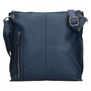 Dámska crosbody kabelka Lagen Ambra - modrá
