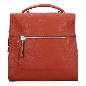 Dámsky batoh Fiorelli Lucy - hrdzavá