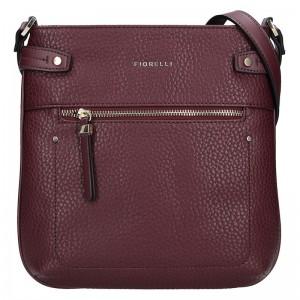 Dámska crossbody kabelka Fiorelli Amy - vínová