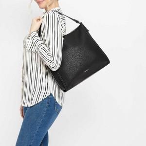Elegantná dámska kabelka Fiorelli Zelda - čierna