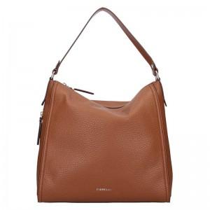 Elegantná dámska kabelka Fiorelli Zelda - hnedá