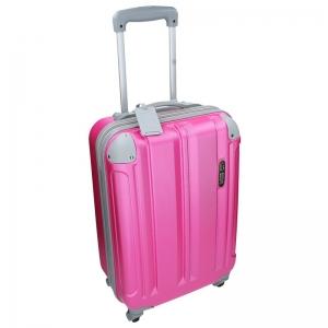 Cestovní kufr Enrico Benetti 39033 - růžová