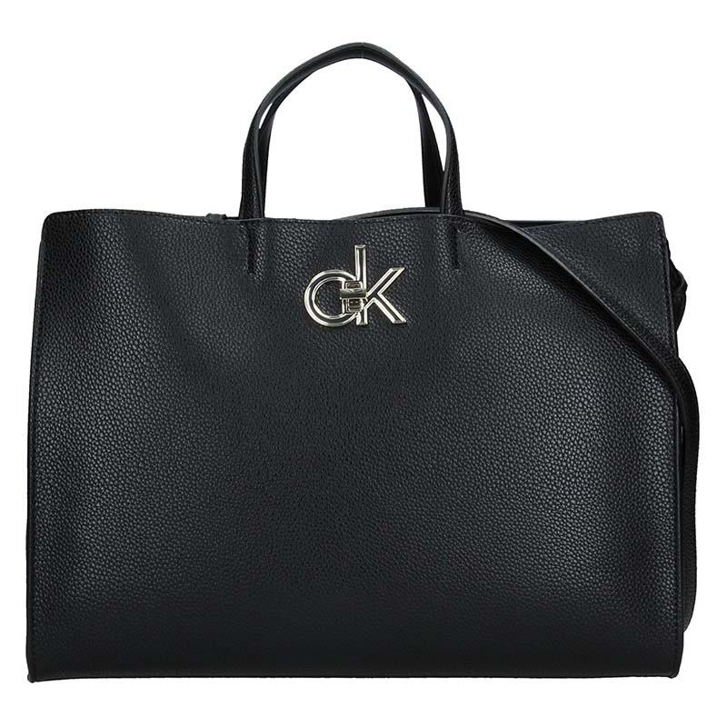 Dámska kabelka Calvin Klein Edisa - čierna
