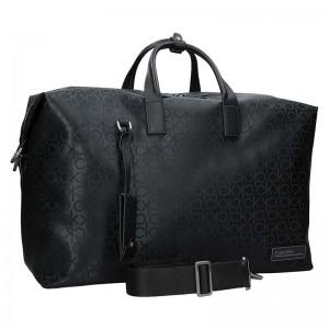 Pánska cestovná taška Calvin Klein Roben - čierna