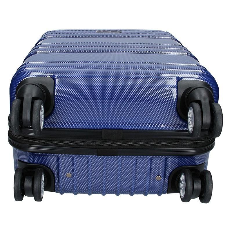 Kabínový cestovný kufor MADISSON Elma - biela