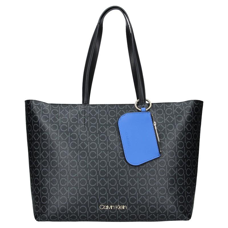 Dámska kabelka Calvin Klein Bonny - čierna