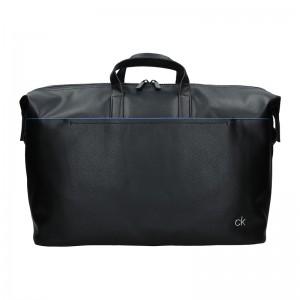 Pánska cestovná taška Calvin Klein Quido - čierna