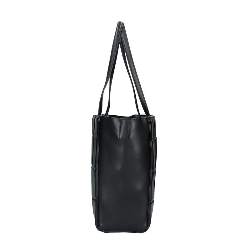 Dámska kabelka Calvin Klein Tynus - čierna.