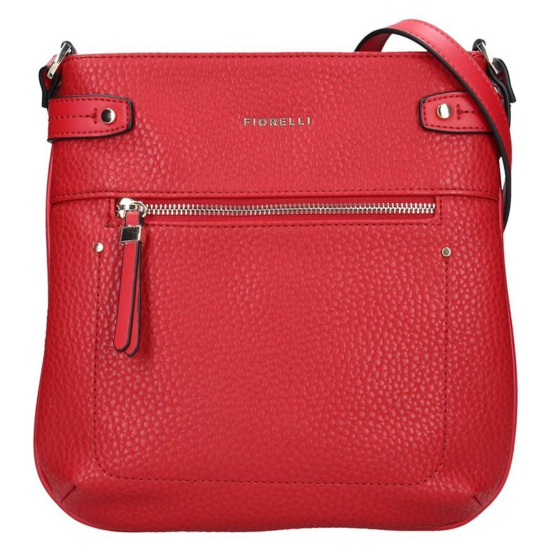 Dámska crossbody kabelka Fiorelli Amy - červená