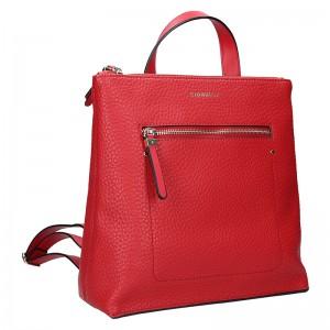 Dámsky batoh Fiorelli Lucka - červená