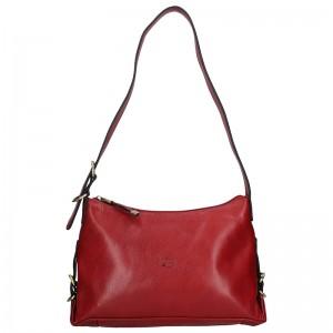 Dámska kabelka Katana Simone - červená