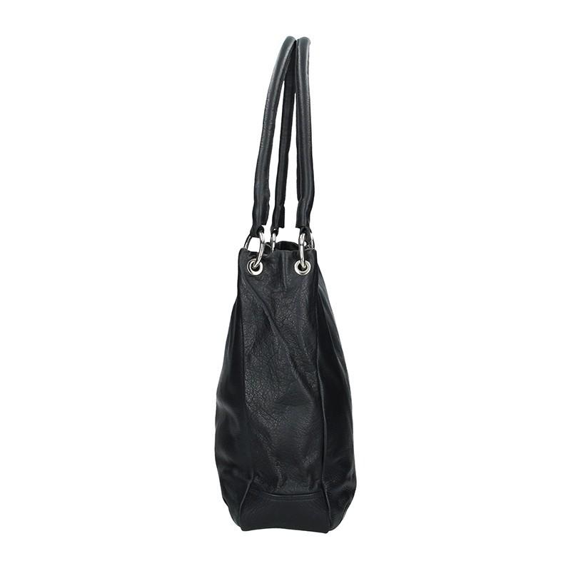 Dámska kabelka Anekta Maria - čierna
