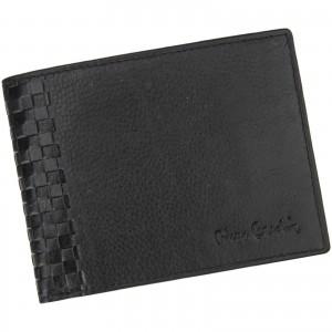 Pánska kožená peňaženka Pierre Cardin Reidar - čierna