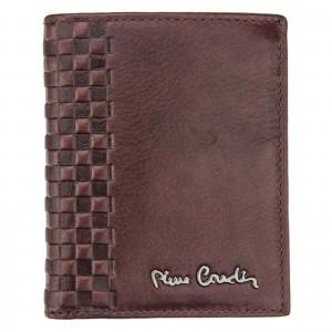 Pánska kožená peňaženka Pierre Cardin Ingvild - hnedá